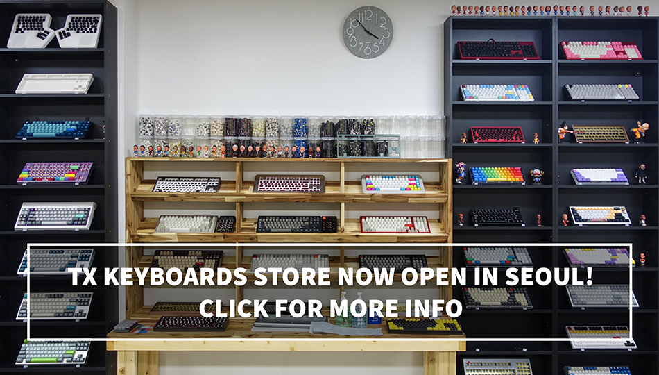 TX Keyboards Store